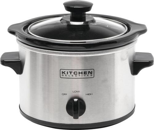 Kitchen Selectives® 1-1/2 Quart Slow Cooker At Menards®