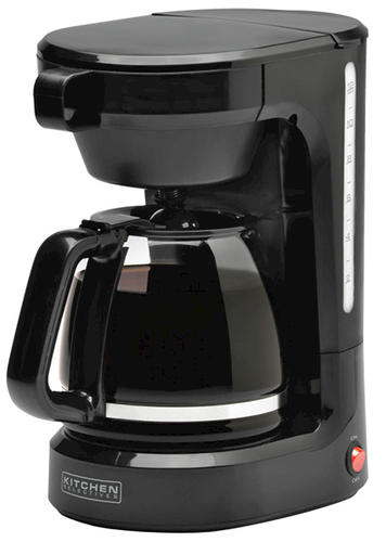 kitchen selectives black 12 cup pause and serve coffee maker at rh menards com kitchen selectives coffee maker parts kitchen selectives coffee maker not working
