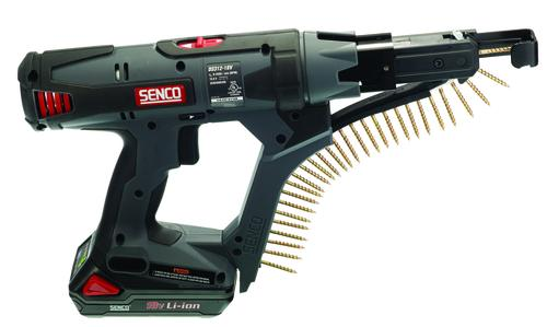 SENCO® Duraspin® 18-Volt Lithium-Ion Cordless Auto-Feed 3
