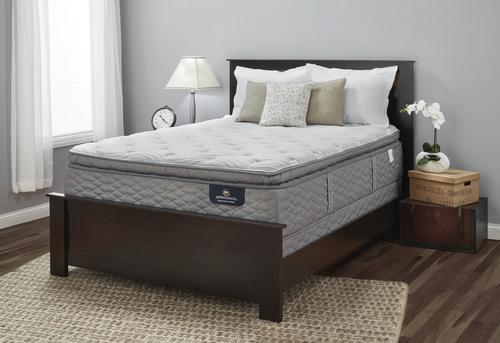 Serta 174 Perfect Sleeper 174 Goldsmith King Size Soft Mattress