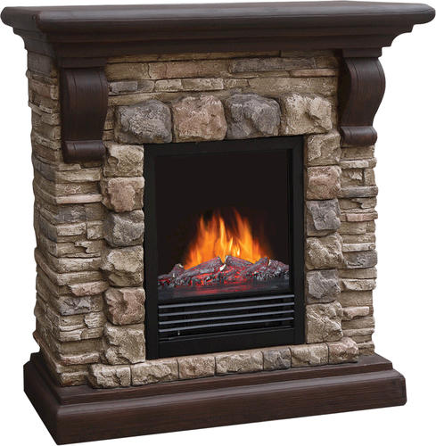 - Decorflame Field Brook Electric Fireplace At Menards®
