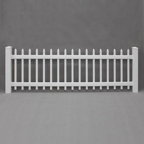 3 X 8 Spaced Picket Fence Panel At Menards 174