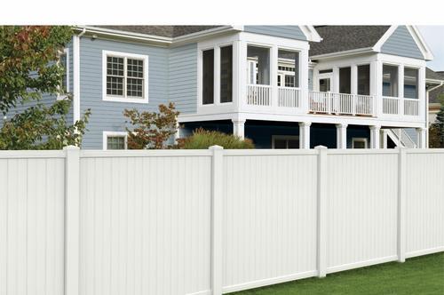 6 X 6 Vinyl Belmont Privacy Fence Panel At Menards 174