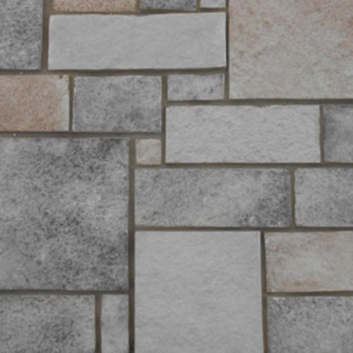 Cast Natural Manufactured Stone Veneer (10 Sq  Ft ) at Menards®