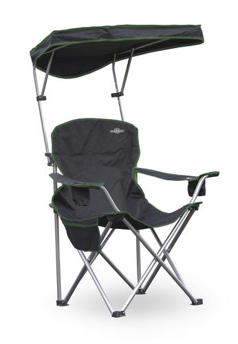 Guidesman Quad Chair With Canopy