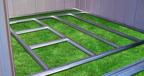 Arrow Floor Frame Kit For 4 X 7 Or 4 X 10 Shed At Menards