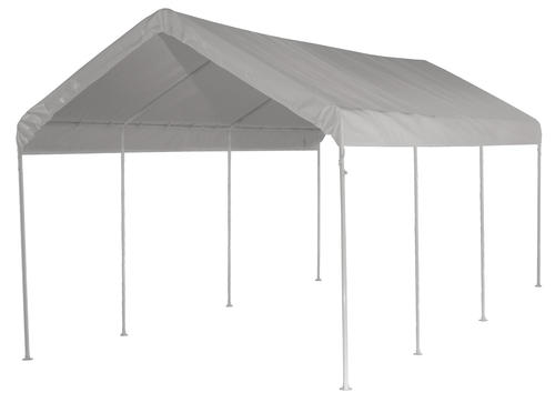 Shelterlogic Max All Purpose 10 X 20 Canopy 8 Leg White