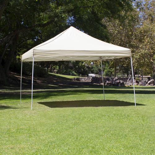Guidesman™ 12u0027 x 12u0027 Pop-Up Canopy - Tan & Guidesman™ 12u0027 x 12u0027 Pop-Up Canopy - Tan at Menards®