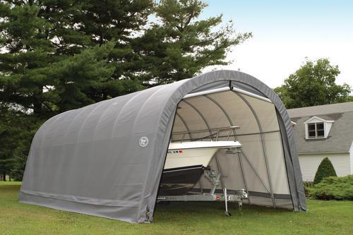 Shelterlogic Roundtop Instant Shelter At Menards