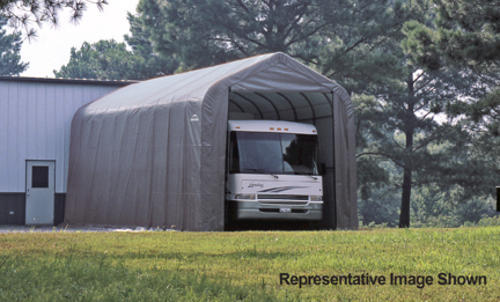 ShelterLogic Instant Shelter - Peak at Menards®