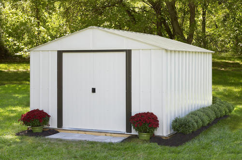 Arrow Arlington 10\' x 12\' Steel Shed at Menards®