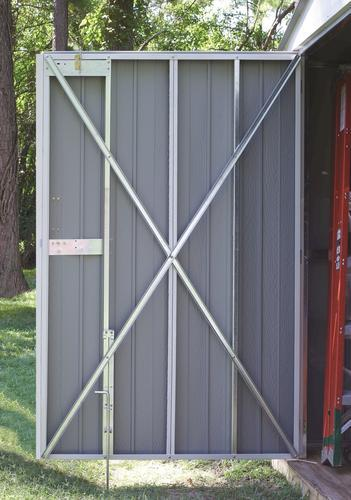 Arrow Commander Trade Door Kit At Menards