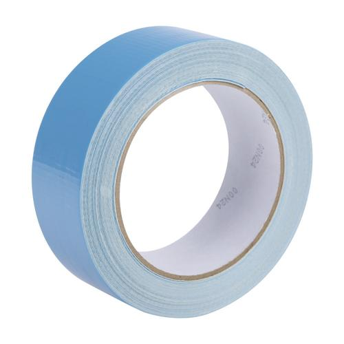 Duck Tape 174 Double Sided Blue 1 41 Quot X 12 Yd Duct Tape At