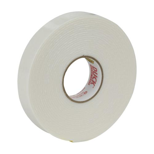 Duck 174 Permanent Double Sided Foam Mounting Tape 0 75 Quot X 15