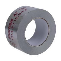 duck rigid fiberglass duct aluminum foil tape 2 5 x 50yd at menards