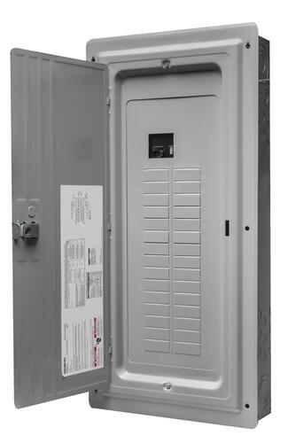 Siemens Sn Series 200 Amp 30 Space 48 Circuit Main Breaker Plug On Neutral Load Center Value Pack At Menards