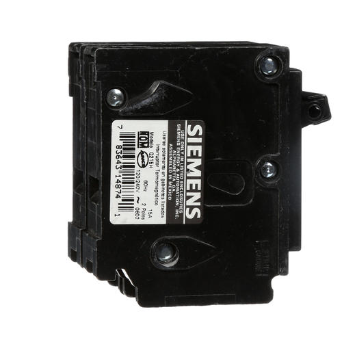 Siemens Amp 2-Pole Circuit Breaker at Menards®
