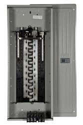 siemens 200 amp 40 space 40 circuit indoor main breaker load center value  pack
