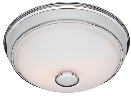 hunter® victorian 90 cfm ceiling or wall exhaust bath fan