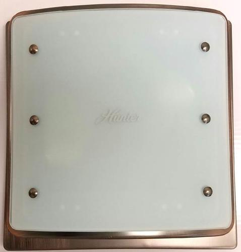 Hunter Ellipse Imperial Bronze 100 Cfm Ceiling Exhaust Bath Fan With Light At Menards