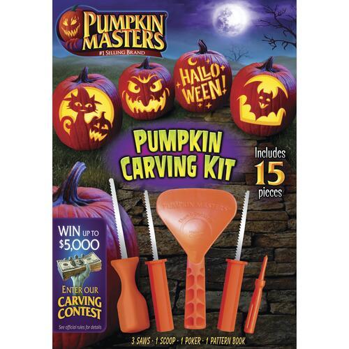 Pumpkin Masters Pumpkin Carving Kit At Menards