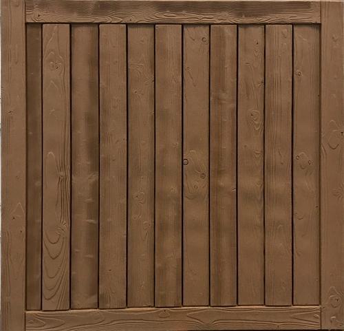 Simtek Fence 6 X 6 Ashland Gate At Menards 174