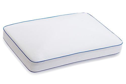 Serta 174 Coolnite Gel Memory Foam Side Sleeper Pillow At
