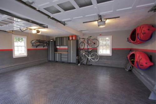 Modular Garage Floor Tile
