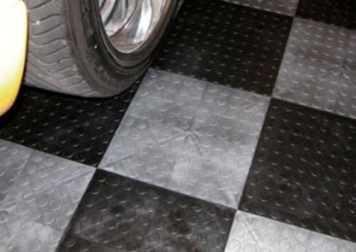 Garage Floor Tile At Menards