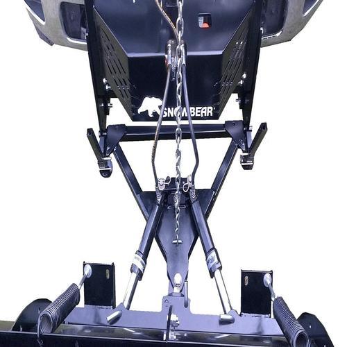 SnowBear® Hydraulic Snow Plow at Menards®