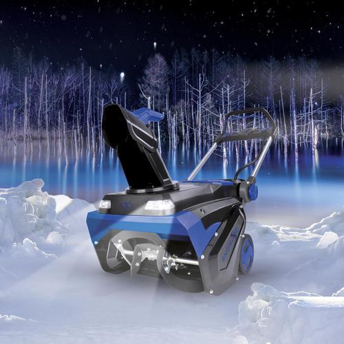 "Menards Snow Blowers >> Snow Joe® 21"" 100-Volt Single Stage Cordless Snow Blower at Menards®"