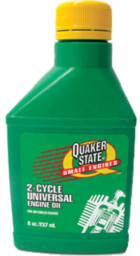 Quaker State® Small Engine Universal 2-Cycle Oil at Menards®