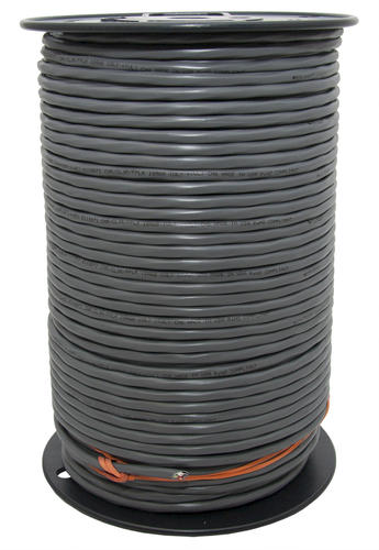 18 4 Wire | 18 4 Stranded Gray Shielded Security Cable 500 At Menards