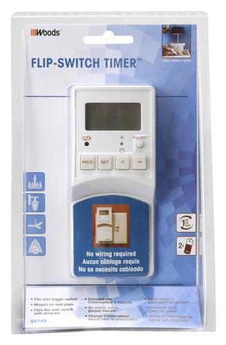 Flip Switch Timer At Menards