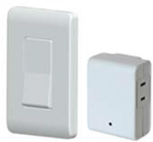 Woods Indoor Wireless Remote With Wall Switch At Menards