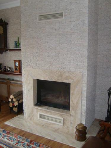 Natural Choice Tumbled Travertine Splitface 4 X 12 Stone Mosaic Tile At  Menards®