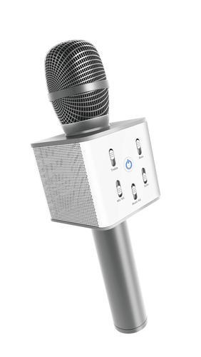 Sharper Image Wireless Karaoke Mic With Speaker At Menards
