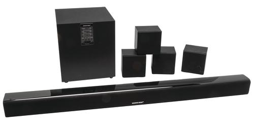 Sharper Image 51 Channel Home Theater Surround System At Menards