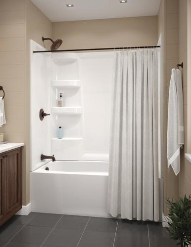 Delta 174 Hycroft 60 Quot X 30 Quot White Bathtub With Left Drain At