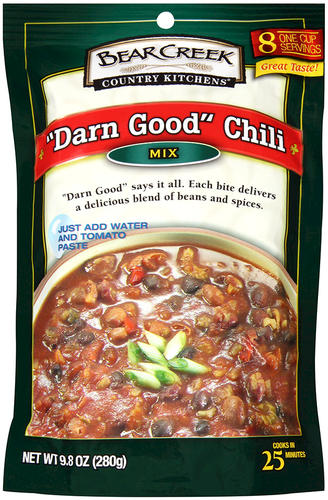 Bear Creek Darn Good Chili Mix 9 8 Oz At Menards