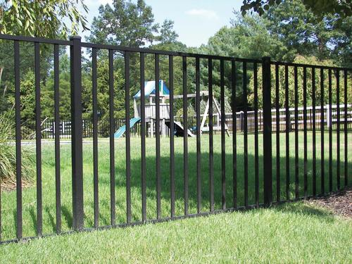 Ez Fence Asbury 3 X 5 10 Quot Aluminum Fence Panel At Menards 174