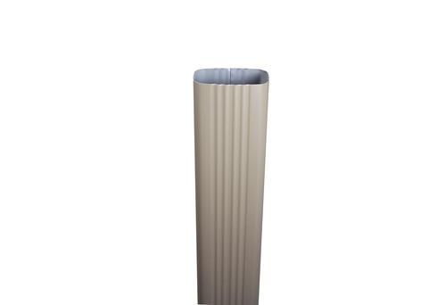 Spectra Metals 3 Quot X 4 Quot X 15 Quot Aluminum Downspout Extension