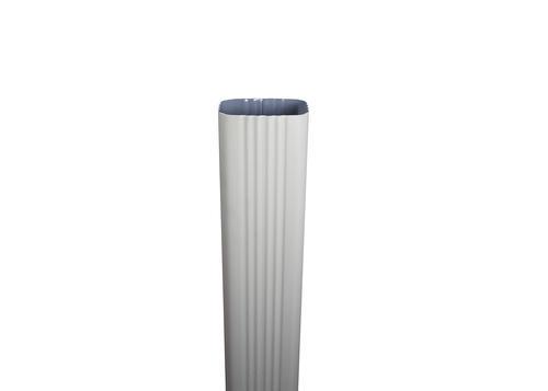 Spectra Metals 3 X 4 X 15 Aluminum Downspout Extension At Menards