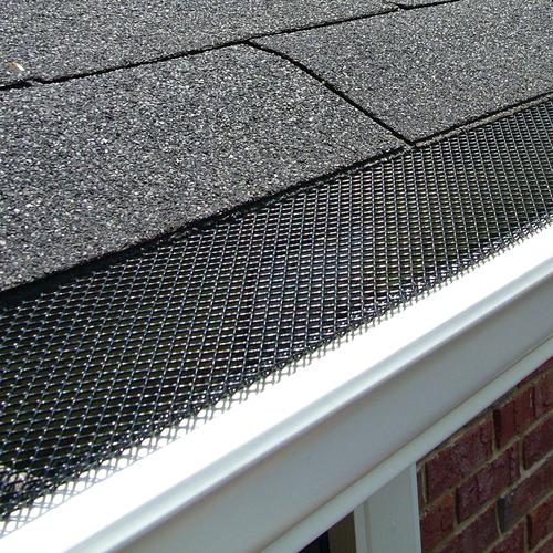 Spectra Metals 3 Armour Lock Gutter Cover At Menards 174