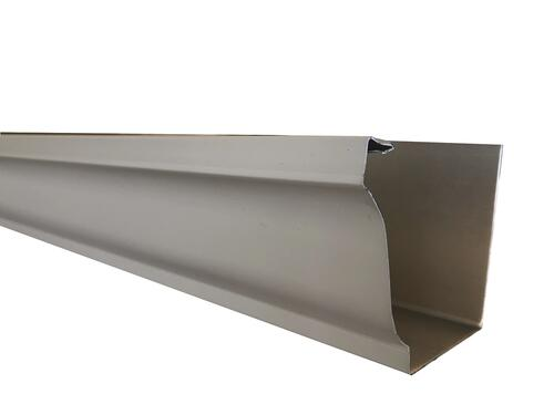 Spectra Metals 5 X 10 K Style Aluminum Gutter At Menards