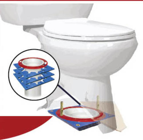 Tile Buddy™ Toilet Flange Support Kit at Menards®