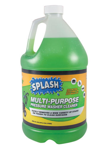 SPLASH Multipurpose Pressure Washer Cleaner 1 Gallon at Menards