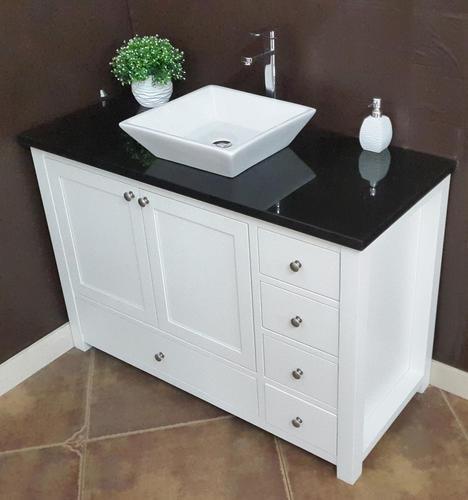 Granite Vanity Top With Vessel Cutout