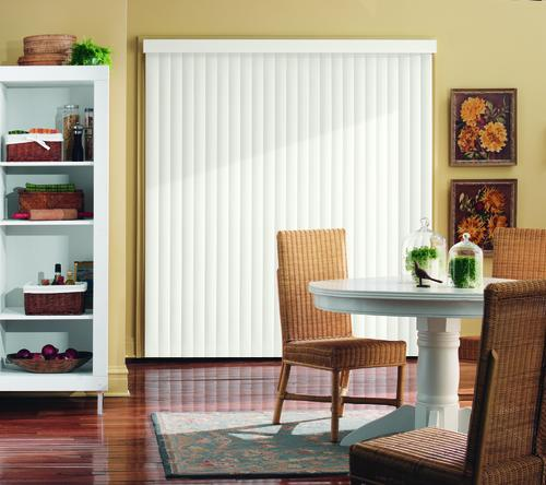 Vertical Blind Headrail