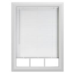 Window Images 1 Room Darkening Vinyl Blind 48 Length At Menards